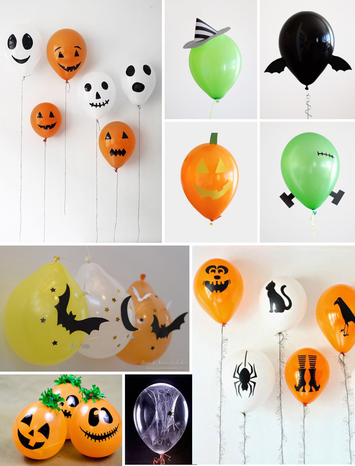 5 ideas para decorar una fiesta infantil de halloween rutchicote - Ideas decoracion halloween fiesta ...