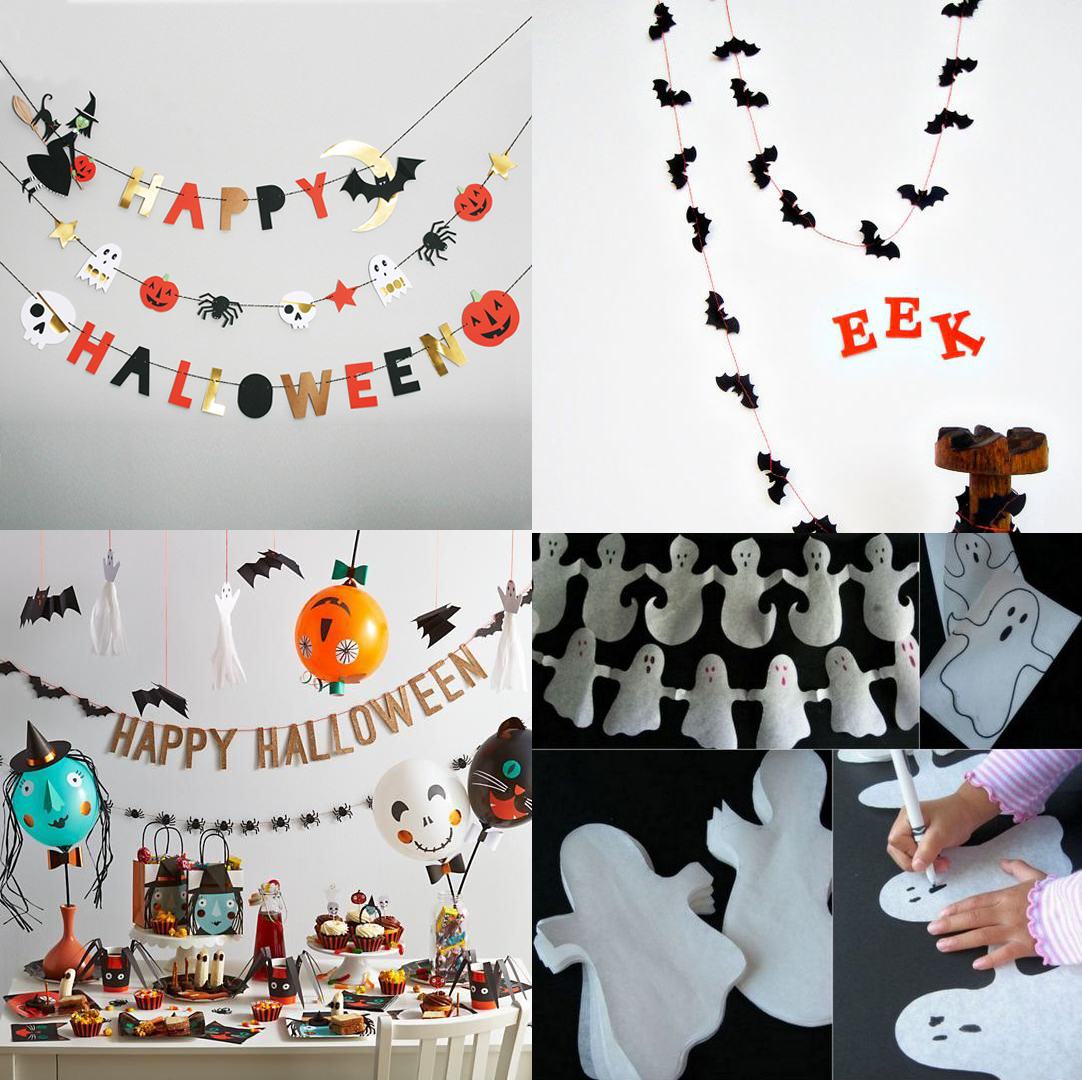 5 ideas para decorar una fiesta infantil de halloween - Ideas para decorar fiestas ...