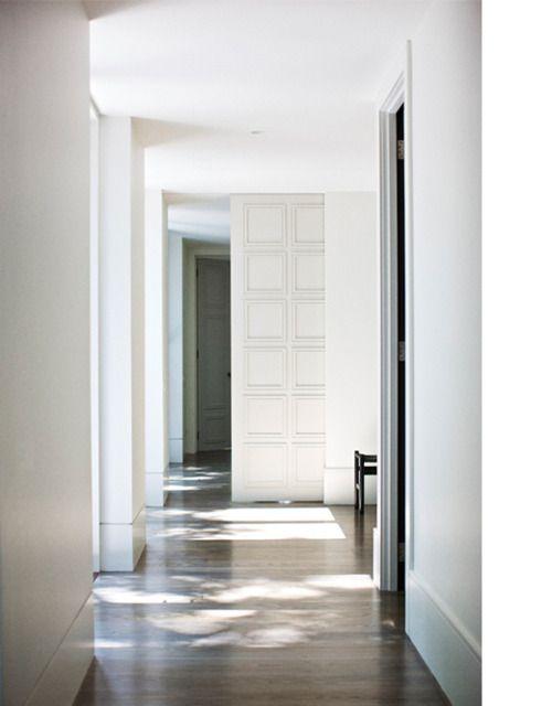 Puertas de paso de suelo a techo rutchicote - Puertas correderas colgadas ...