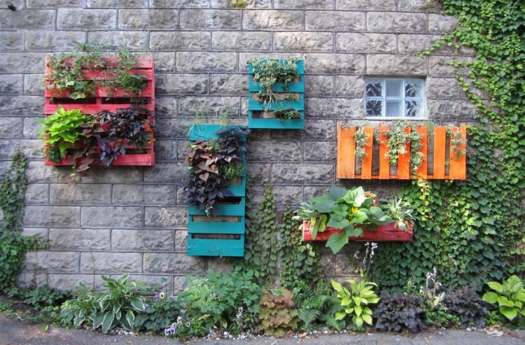 Jardín-vertical-decoración-con-palets5