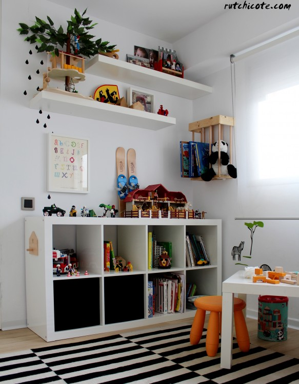 Ideas lowcost para decorar habitaciones infantiles for Ikea mueble infantil