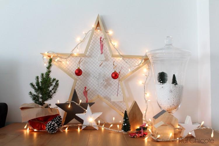 Diy-estrella-navideña