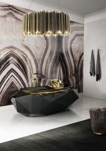 5 ideas de baños extravagantes y raros