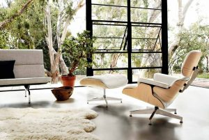 Sillón Lounge Chair de Charles & Ray Eames en Superestudio.com