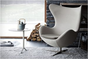 Silla Egg de Arne Jacobsen en Superestudio.com