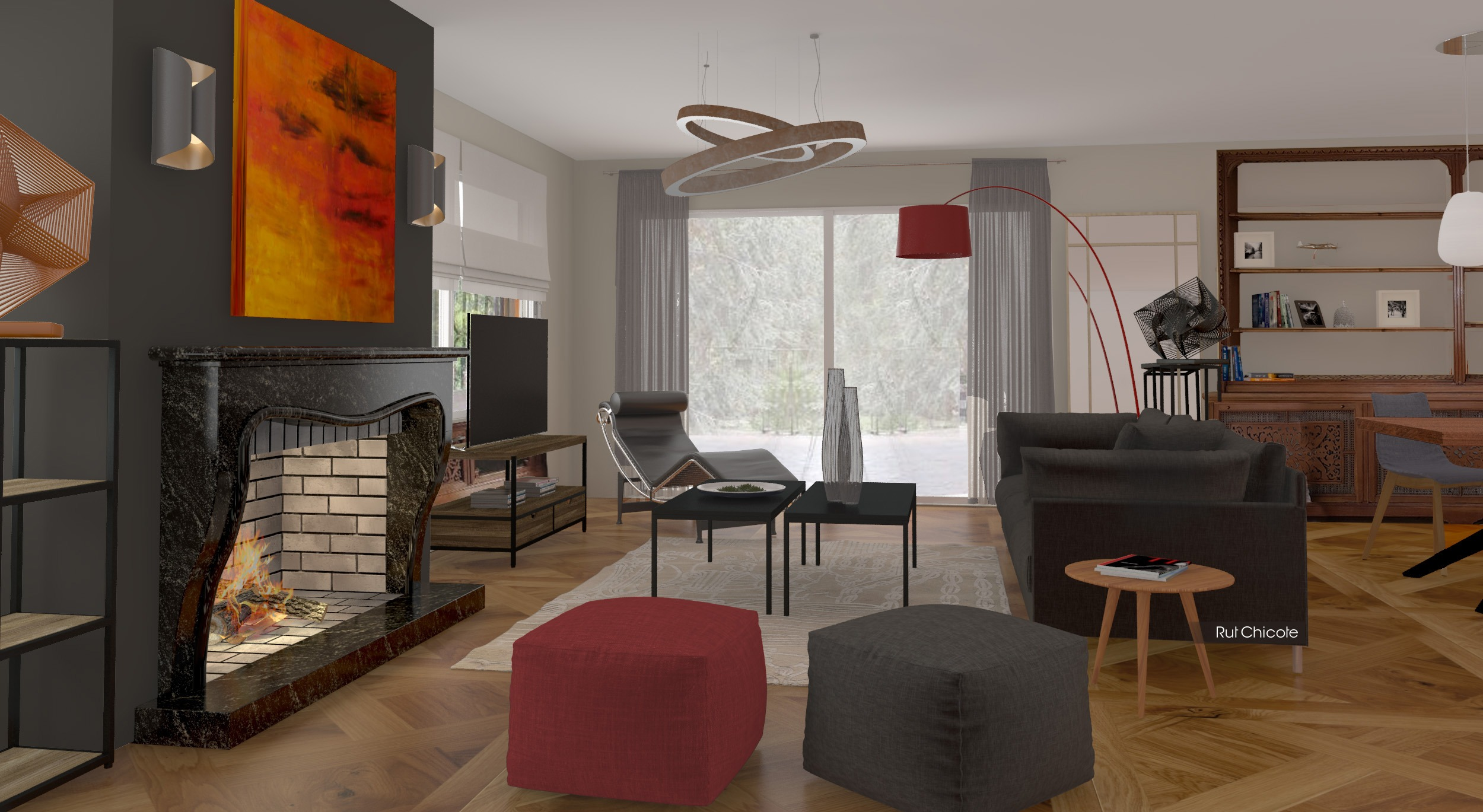 Proyecto de decoración en Rutchicote.com